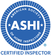 Certified Inspector with the American Society of Home Inspectors.